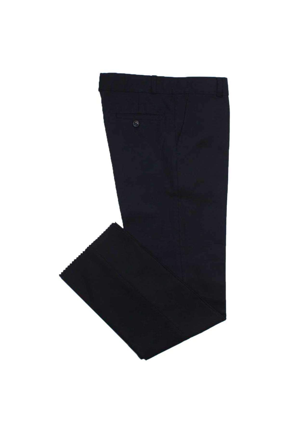 Modakıds Erkek Çocuk Lacivert Okul Pantalon
