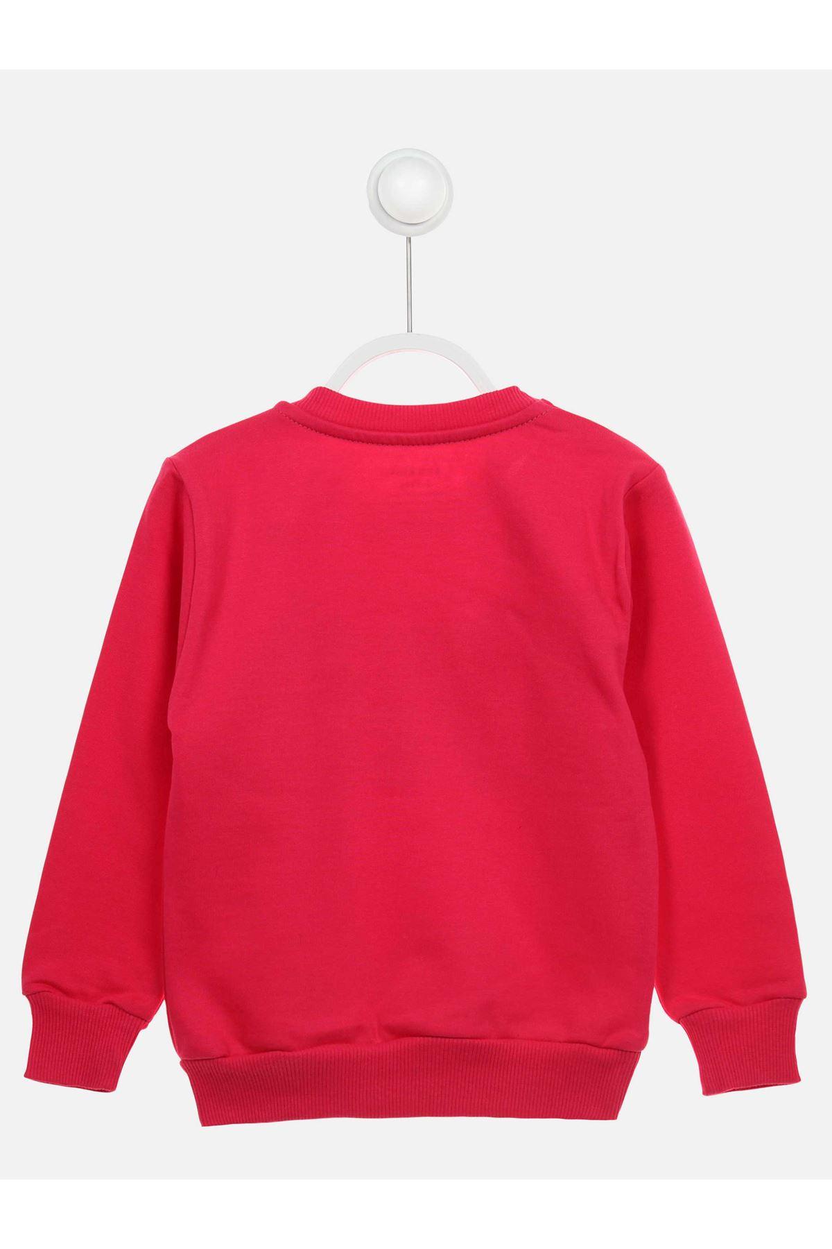 Pomegranate Flower Seasonal Girl Child Sweatshirt