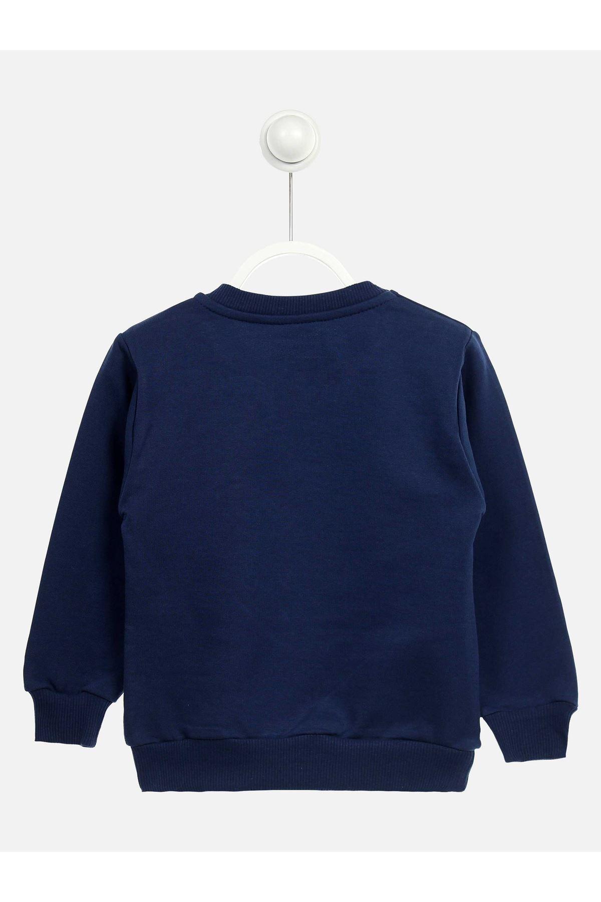 Indigo Seasonal Male Child Sweatshirt