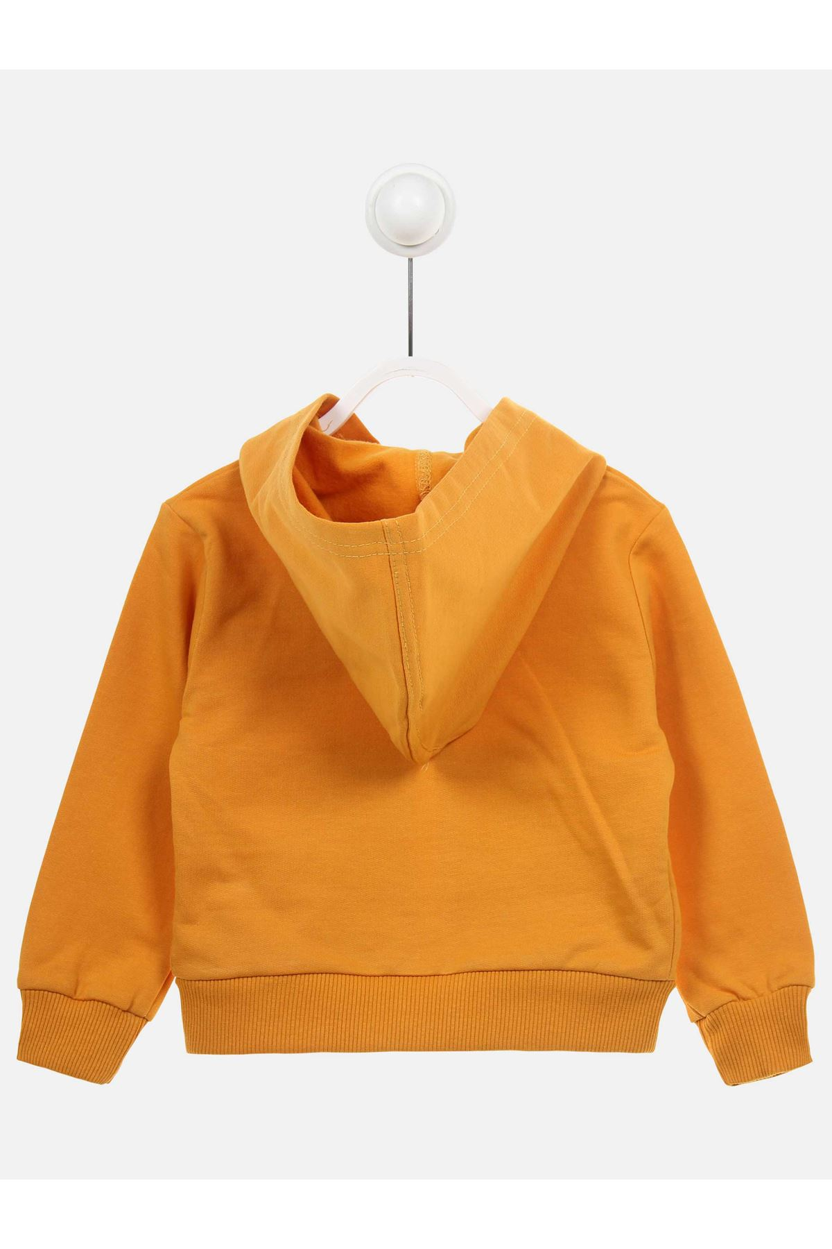 Mustard Seasonal Male Child Sweatshirt