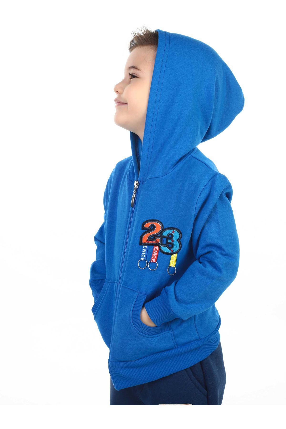 Sax Seasonal Male Child Jacket