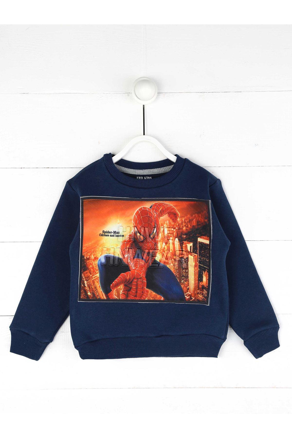 Indigo Winter Boy Sweatshirt