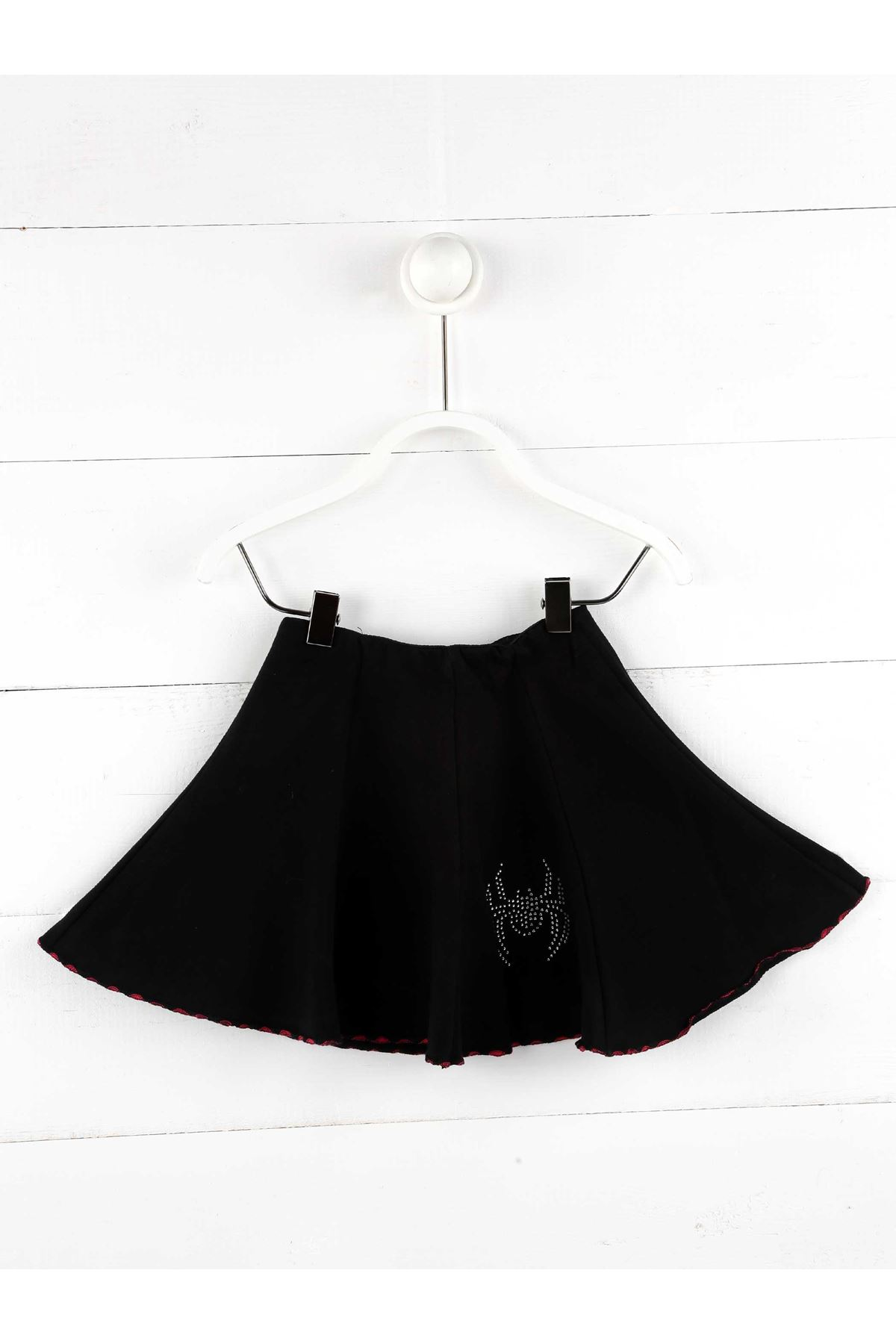 Fuchsia Summer Girl Child Skirted Suit