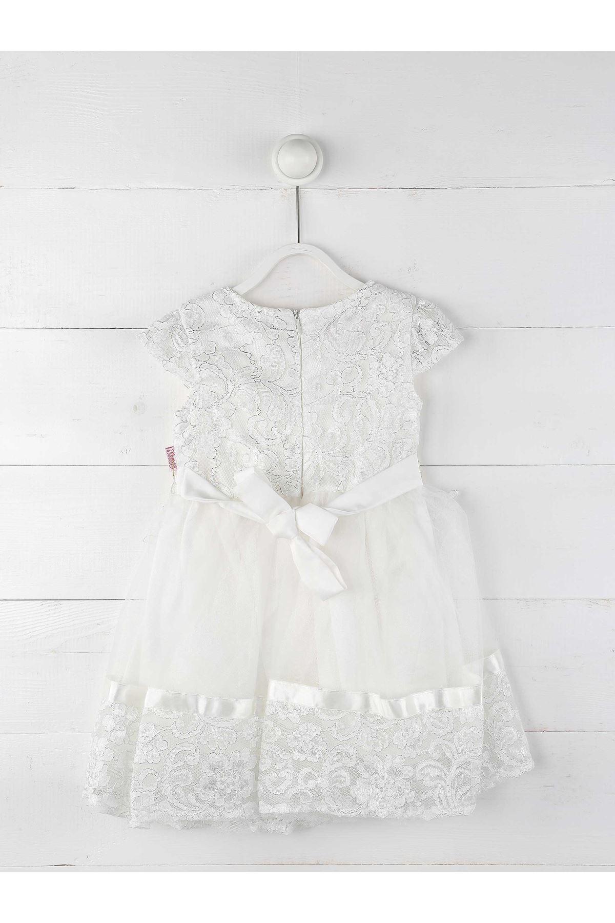 White Girl Dress