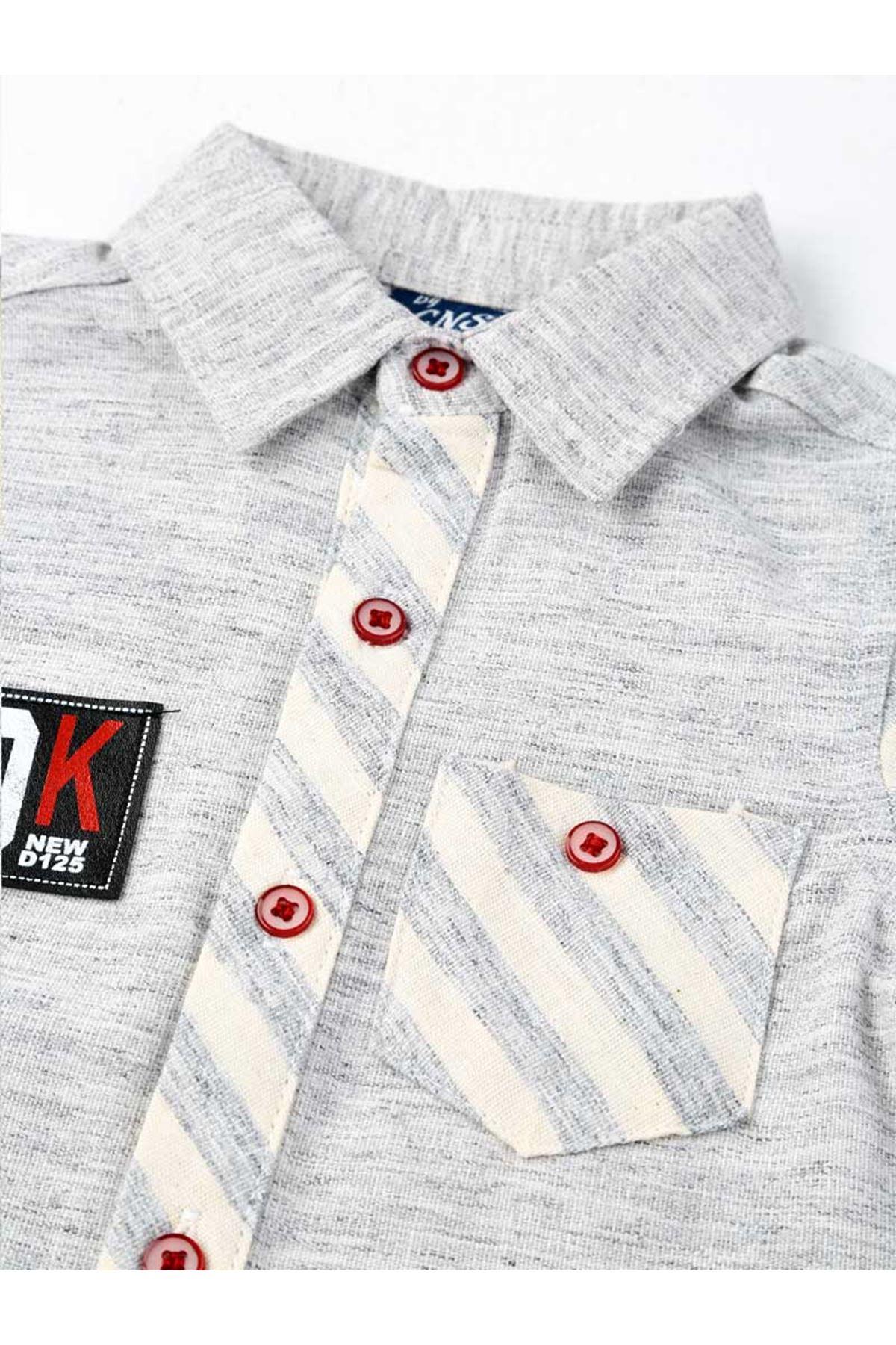 Gray Boy Suit