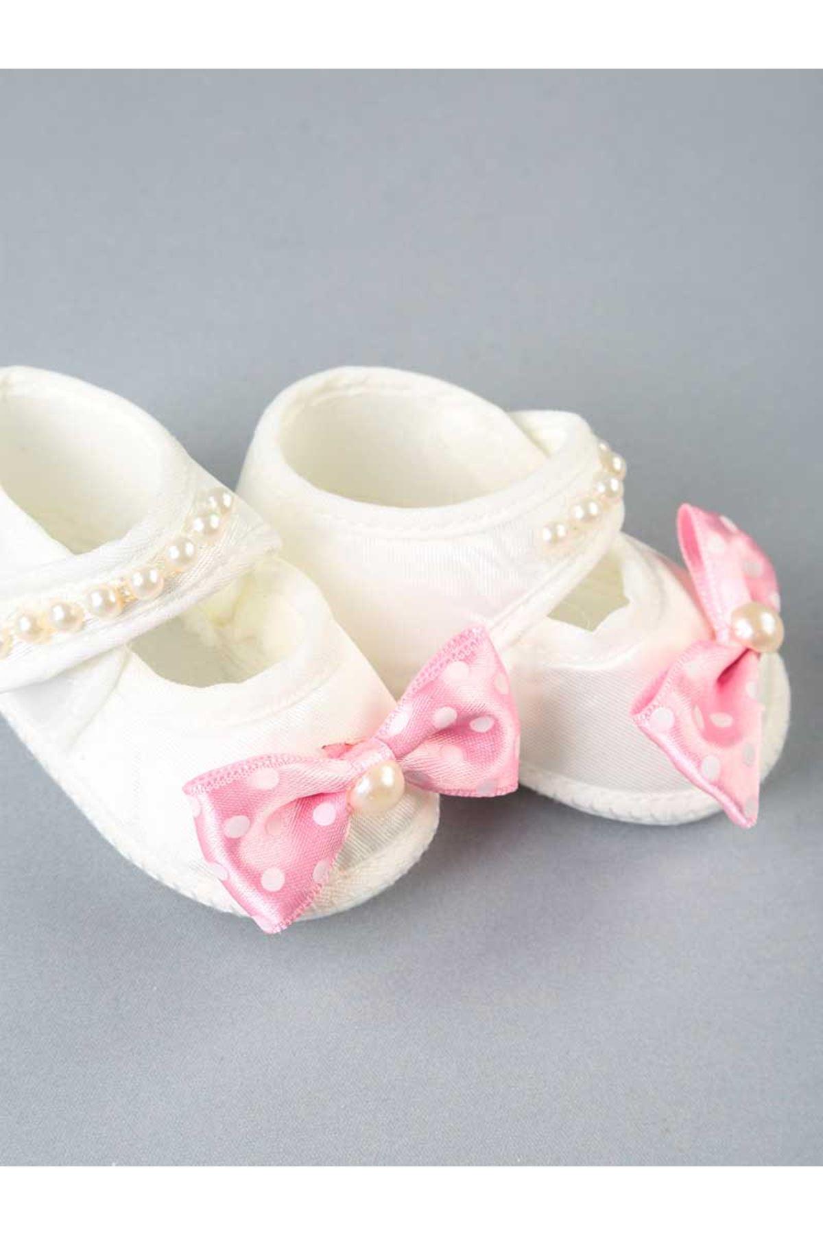 Pembe Dişim Çıktı 5 li Kız Bebek Tütü Takım