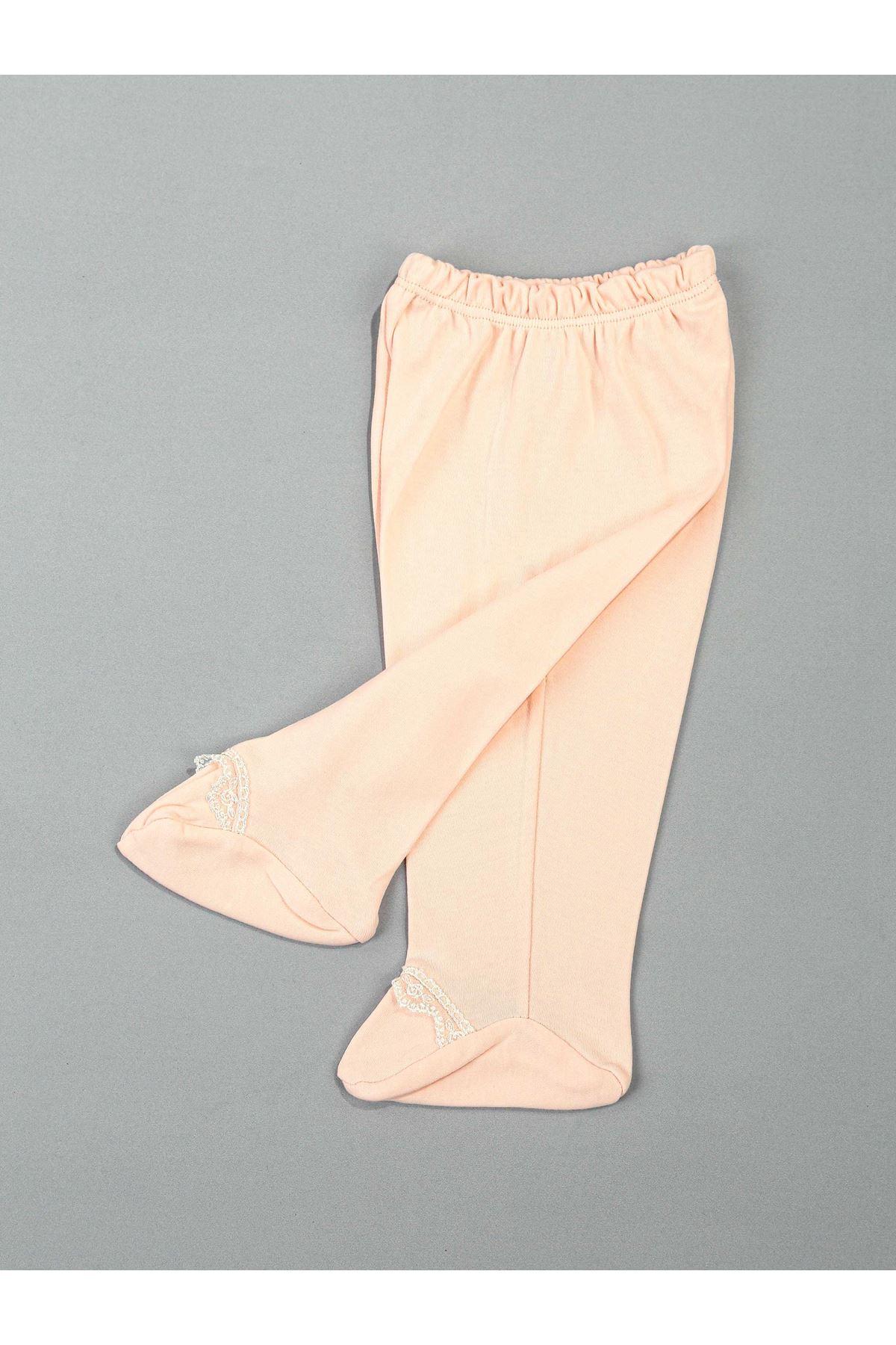 Powder Baby Girl Newborn 10 Piece Suit Hospital Wear Cotton Casual Girls Babies Sets Seasonal Models