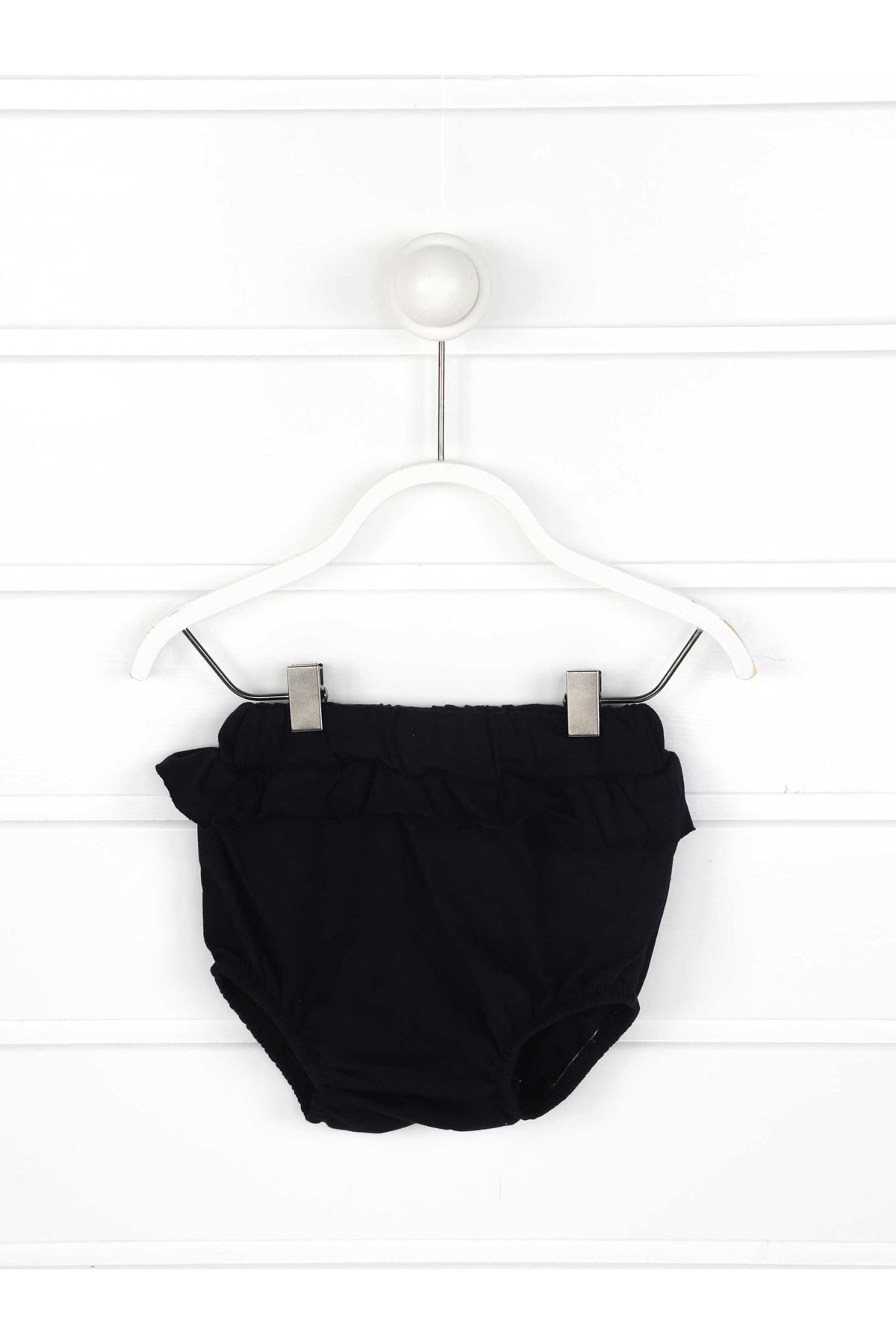 Navy blue Summer Baby Girl Panties and Jumpsuit