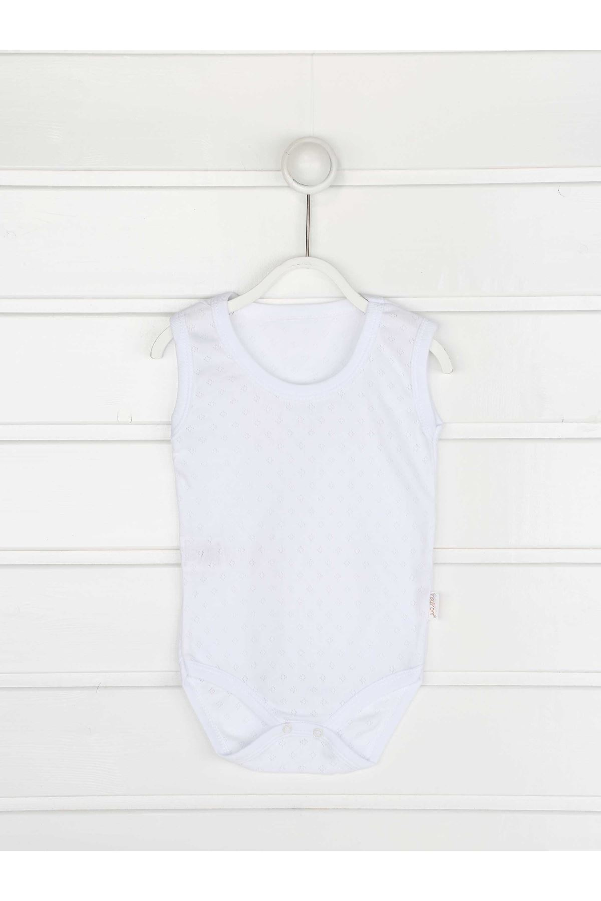 White Suspenders Male Child Badi