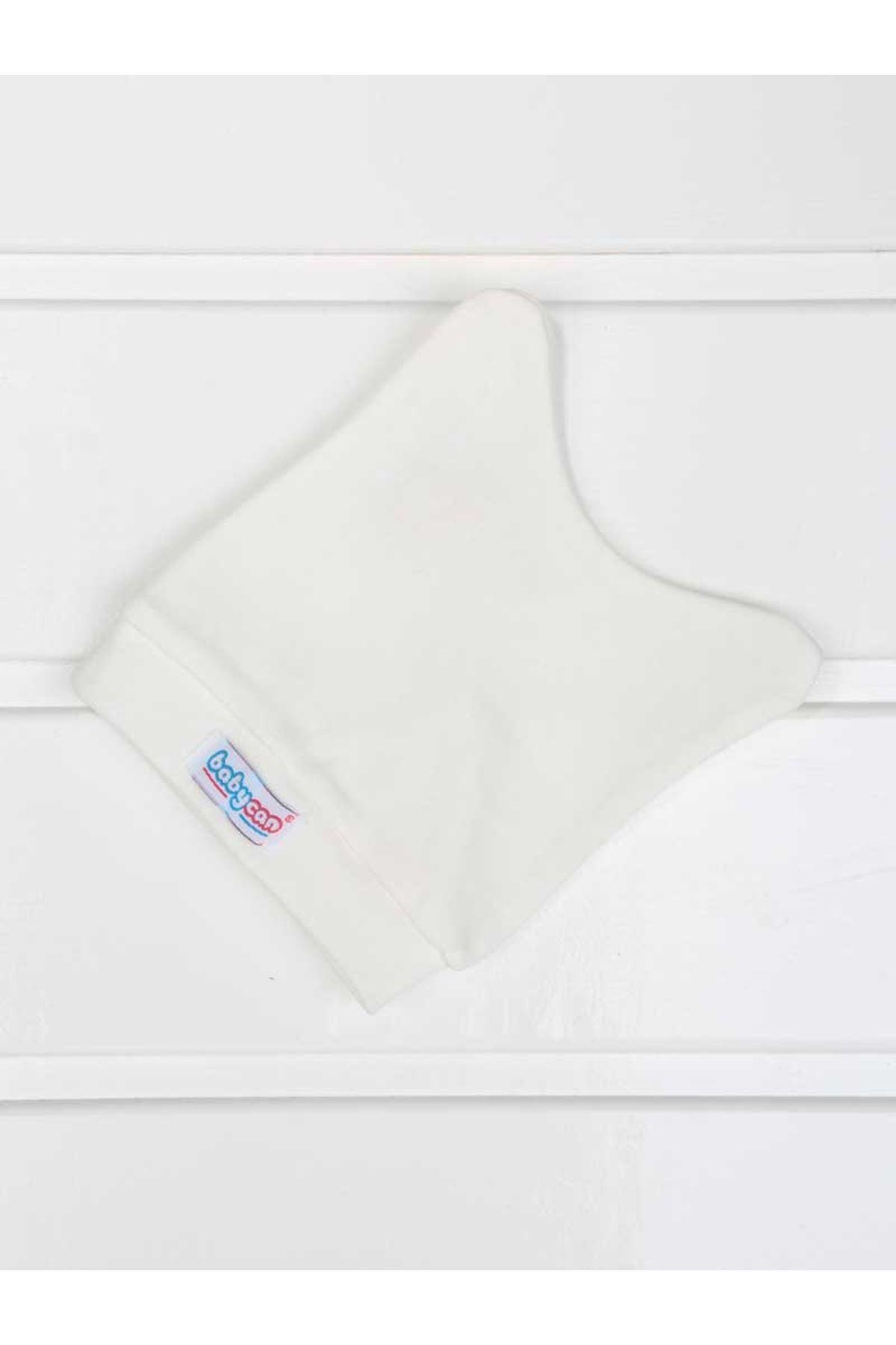 White Swaddle Gloves Baby Girl 3 Pcs The Zibin team