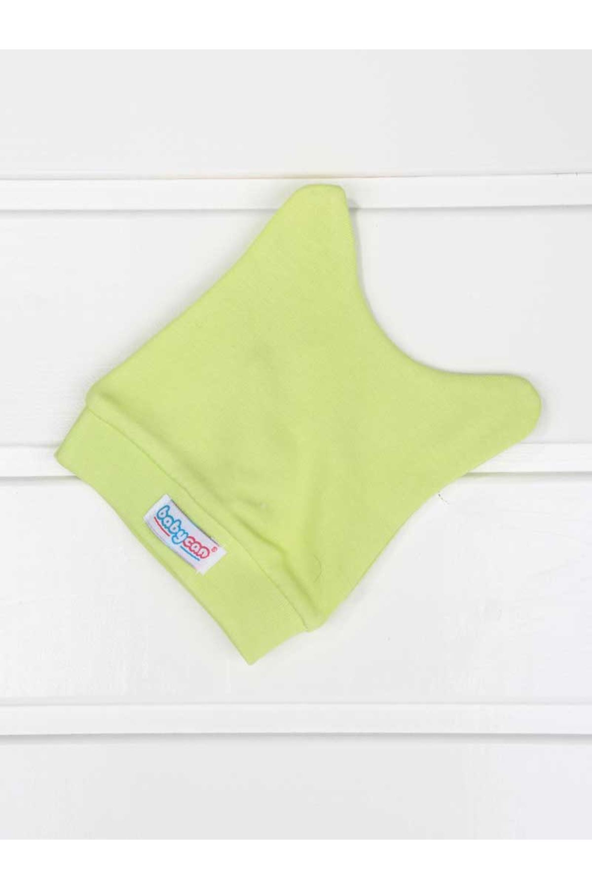 Green Swaddle Gloved Male Baby 3 Pcs The Zibin team