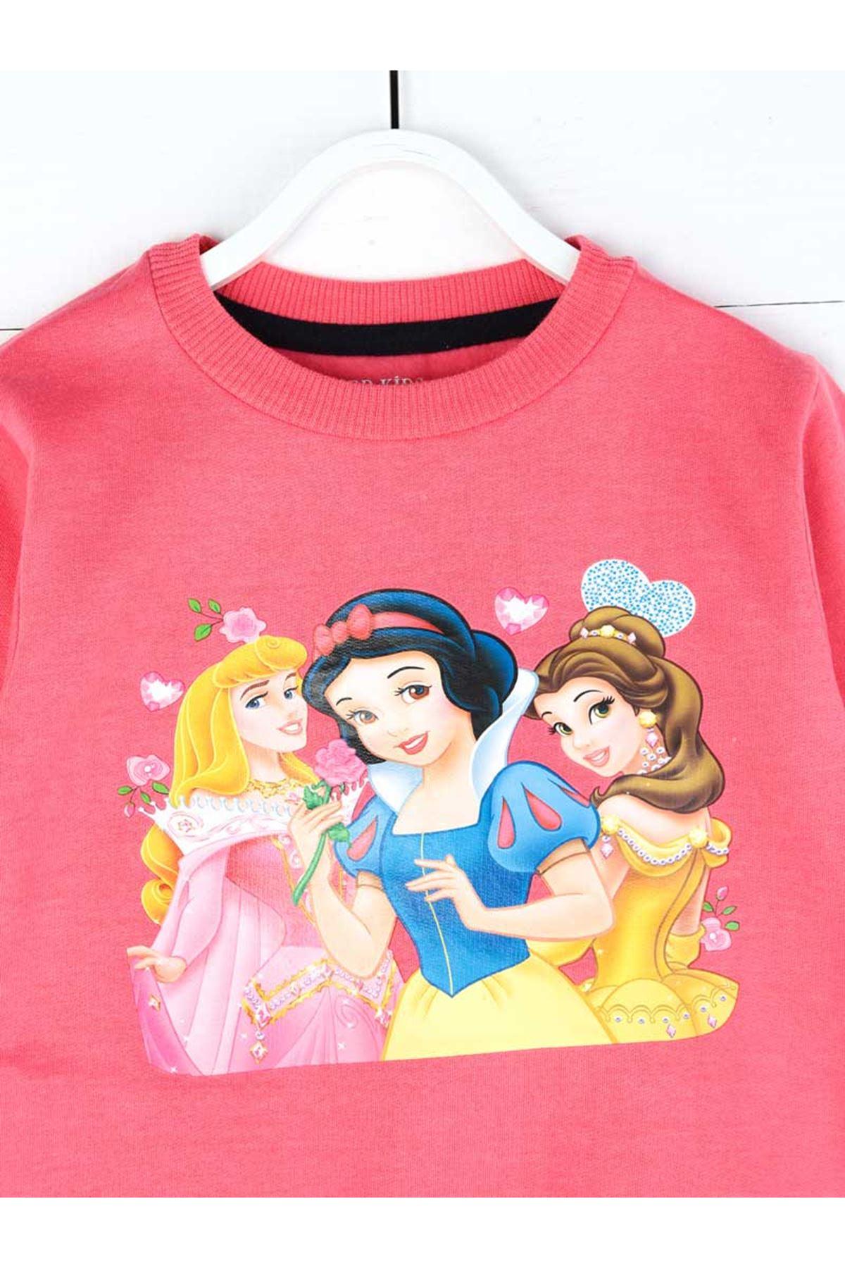 Pink Seasonal Girl Sweatshirt
