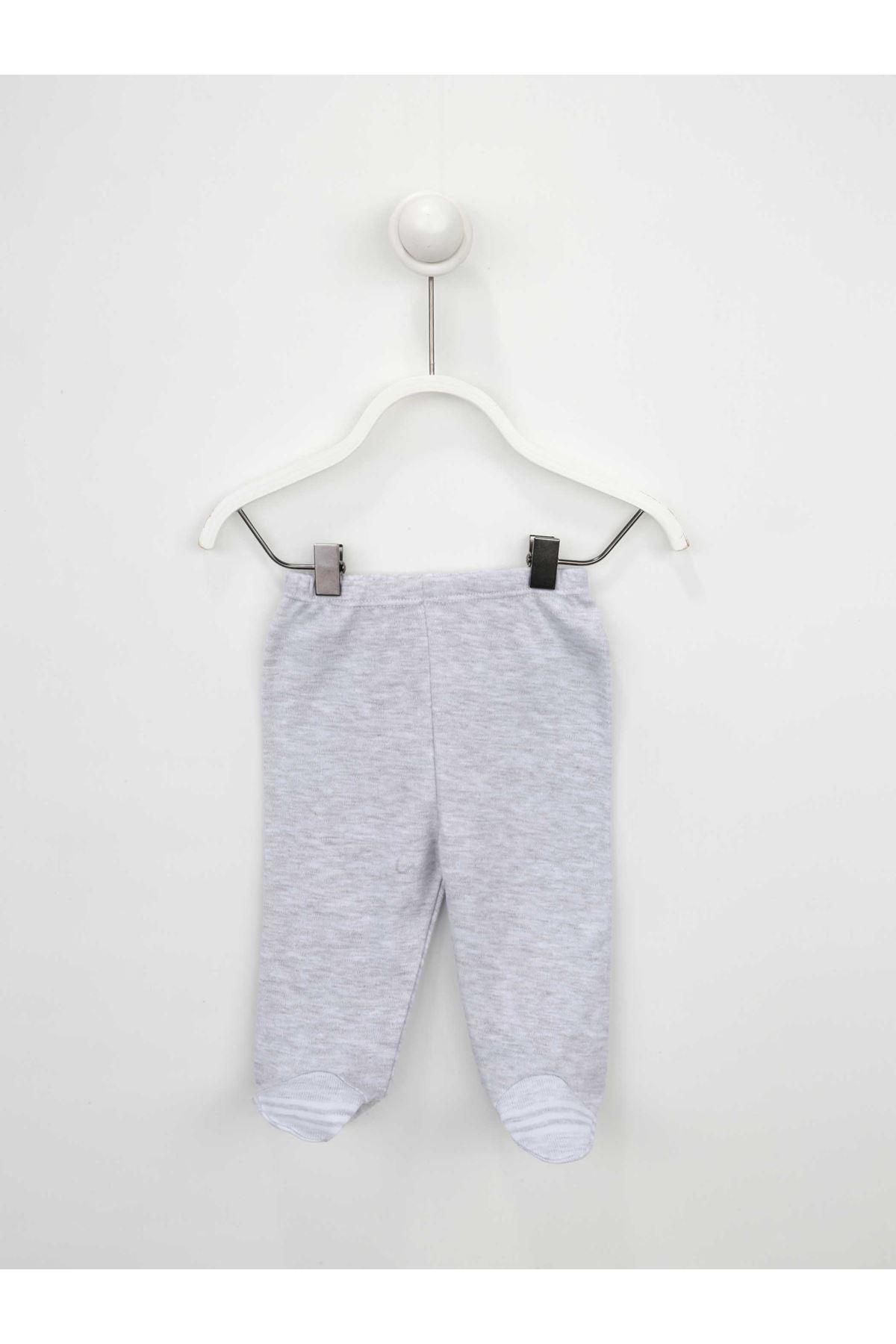 Gray Male Baby 4 PCs Hospital Output