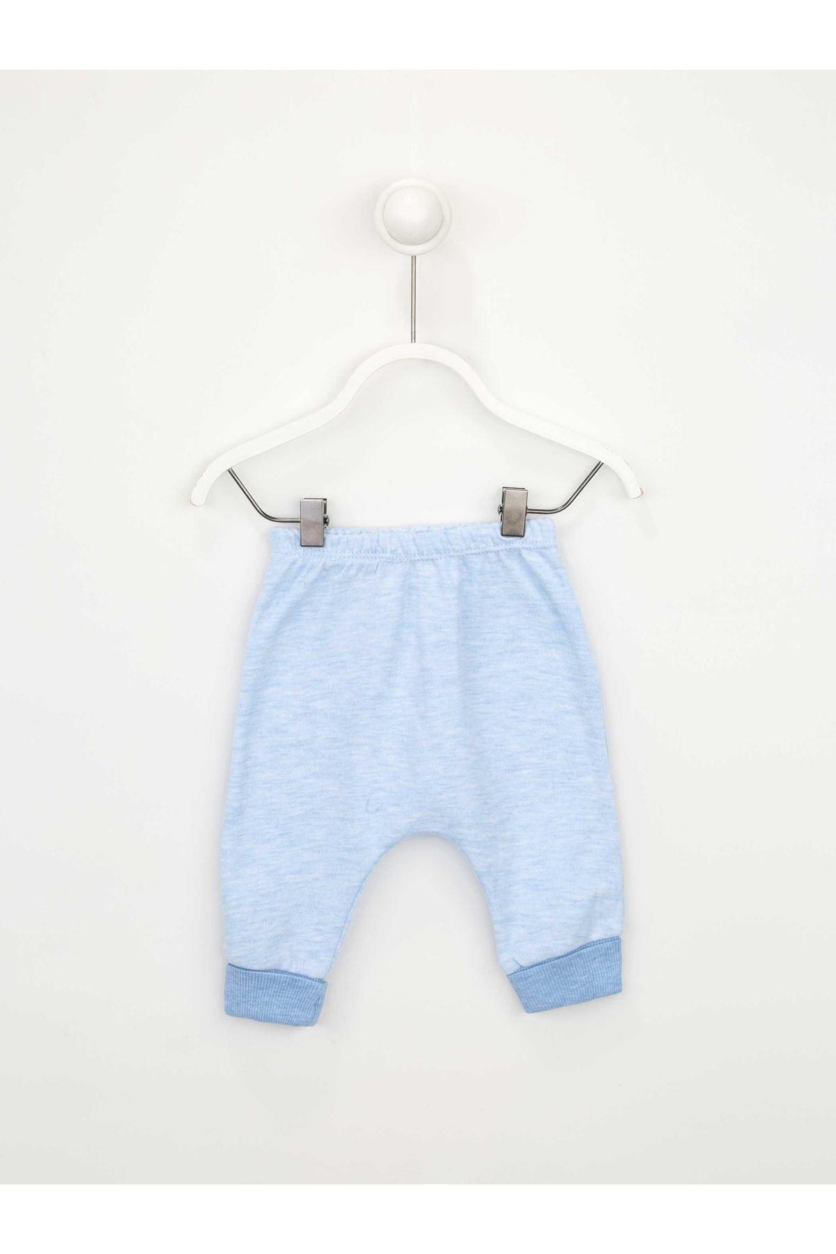 Blue Baby Boy 3 Pcs Suit
