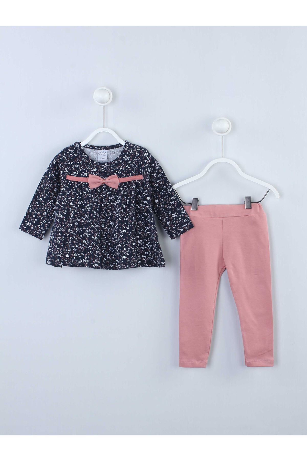Children girls tights suit top T-shirt tights cotton Child Girl daily season wear Kids outfit models