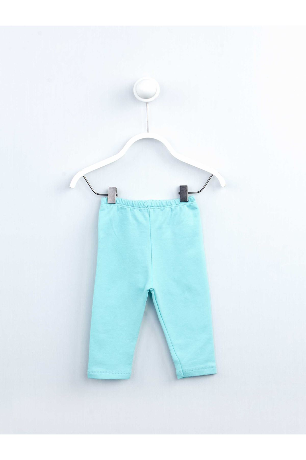 Green Baby Girl 2 Piece Set Tracksuit Bottom Babies Girls Wear Top Outfit Cotton Casual Casual Outfit Models