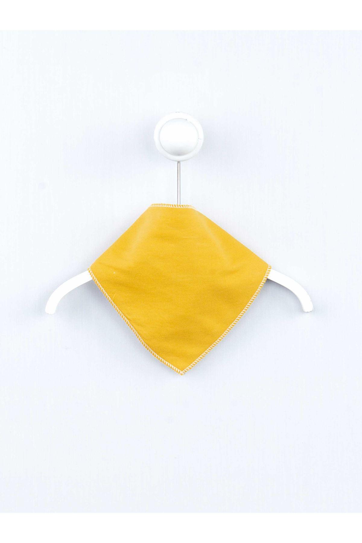 Yellow Seasonal Male Baby 3 PCs Set