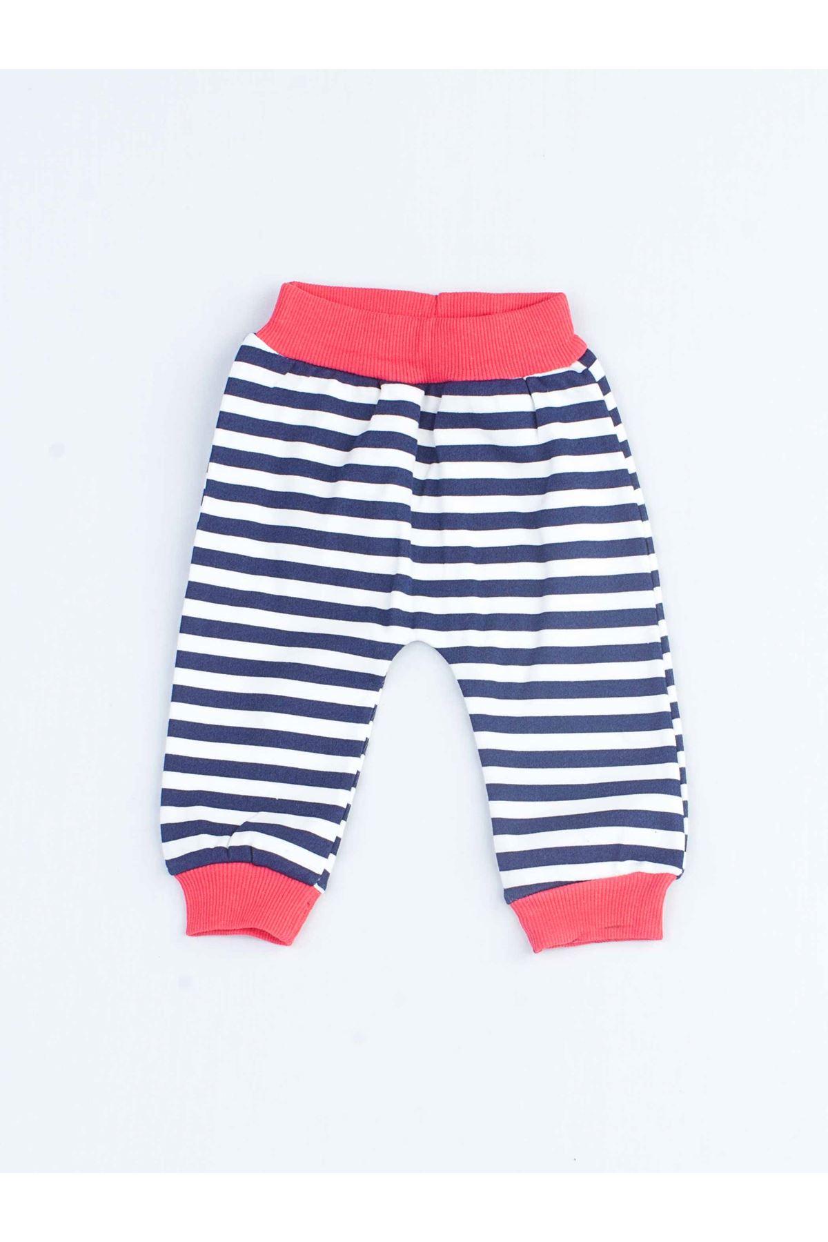 Narçiçeği Kız Bebek Pijama Takımı