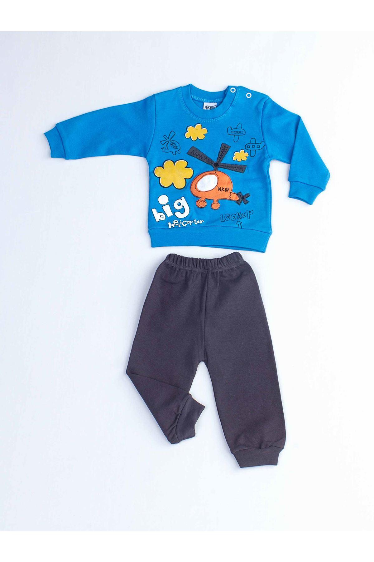 Sax Male Baby 2 Piece Suit