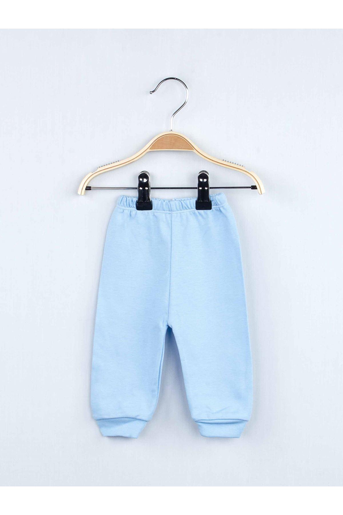 Blue Winterisation Male Baby 2 pcs Suit