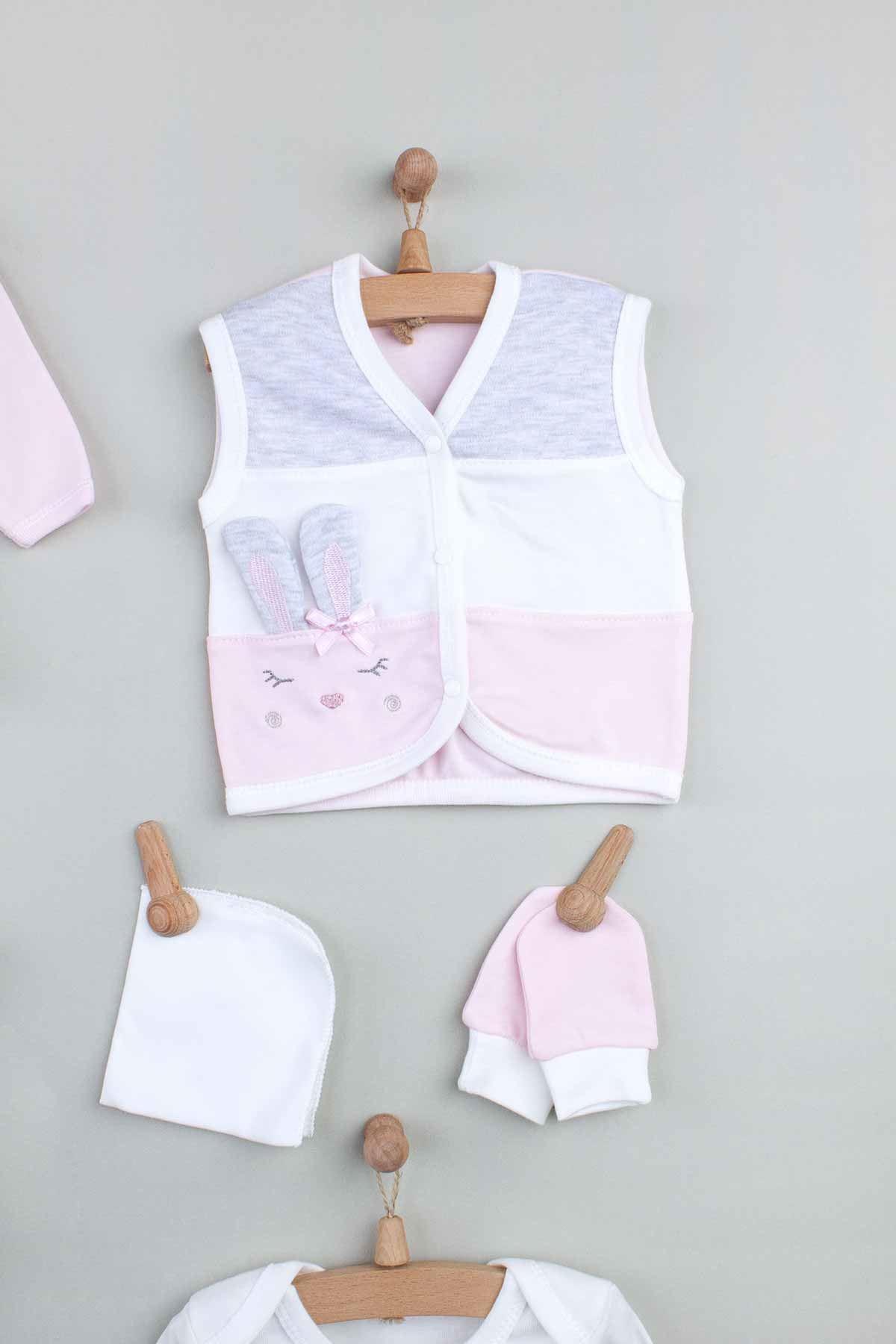 Pink Newborn Baby Girl 10 lu Hospital Output