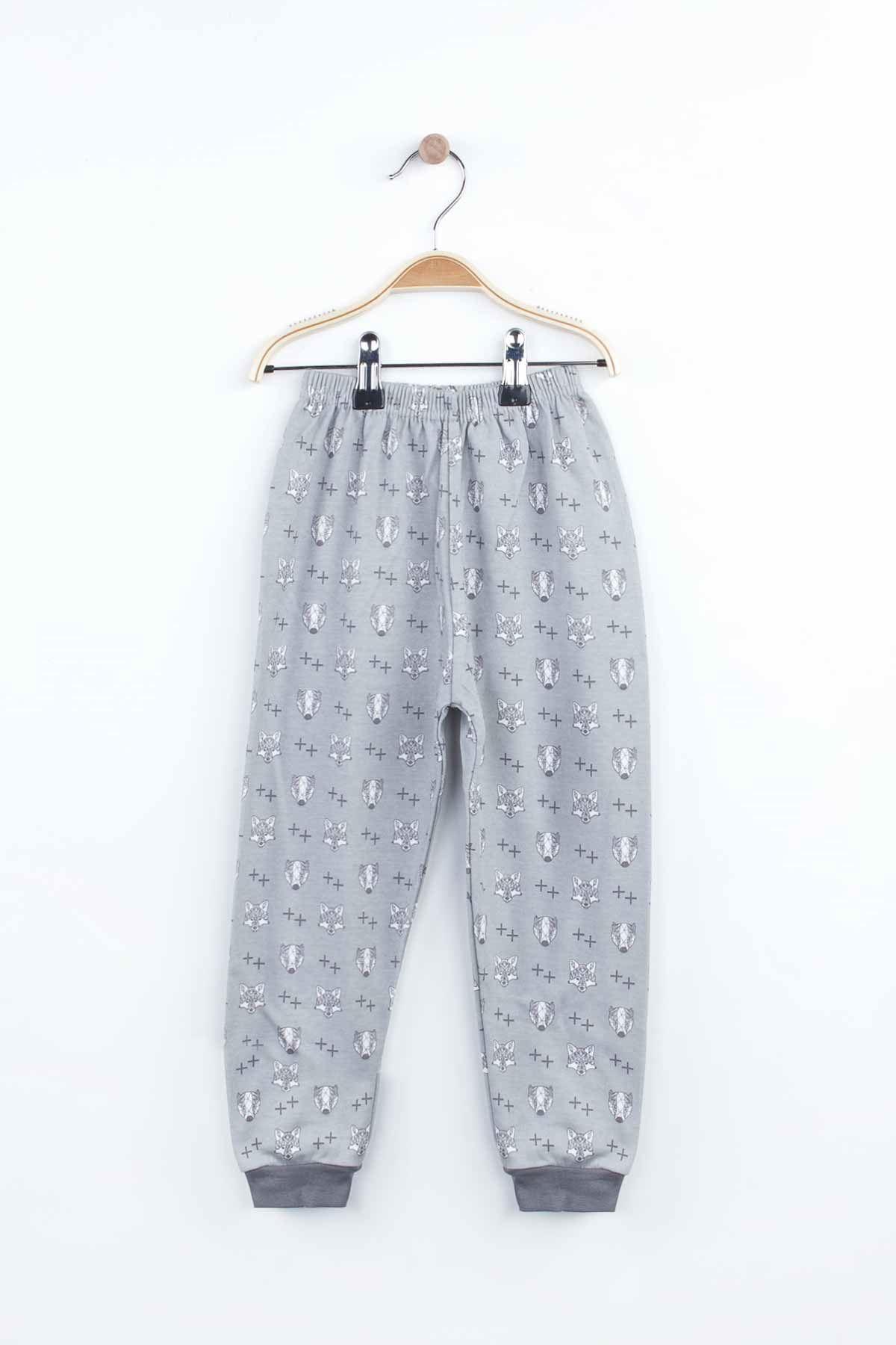 Maroon Boys Girls Pajamas Set Bottom Pajamas Top Pajamas Kids Daily Wear Homewear Cotton Comfortable Children Pajamas Sets