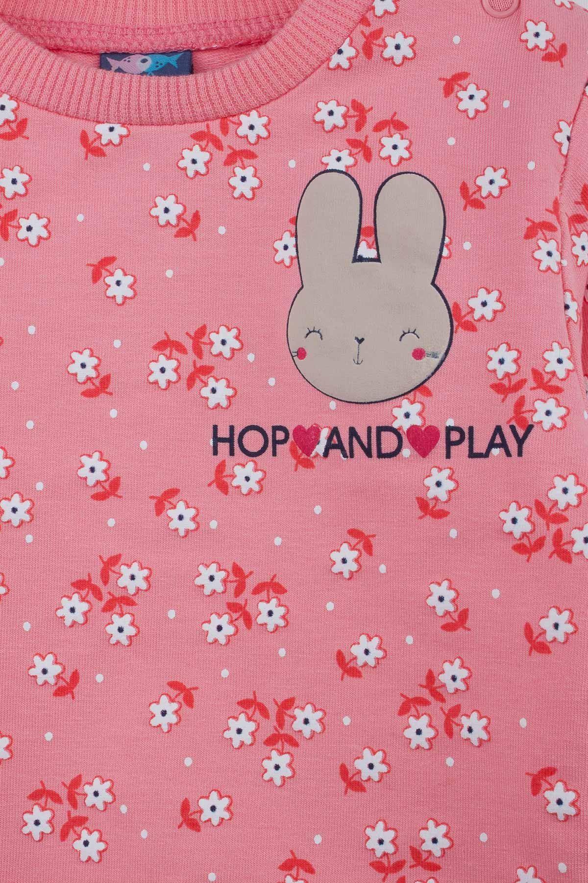 Pink Baby Girl Children 2 Piece Bottom, top Suit Set Seasonal Cotton Comfortable Kids Babies Sweat-Proof High Quality Suits Mod