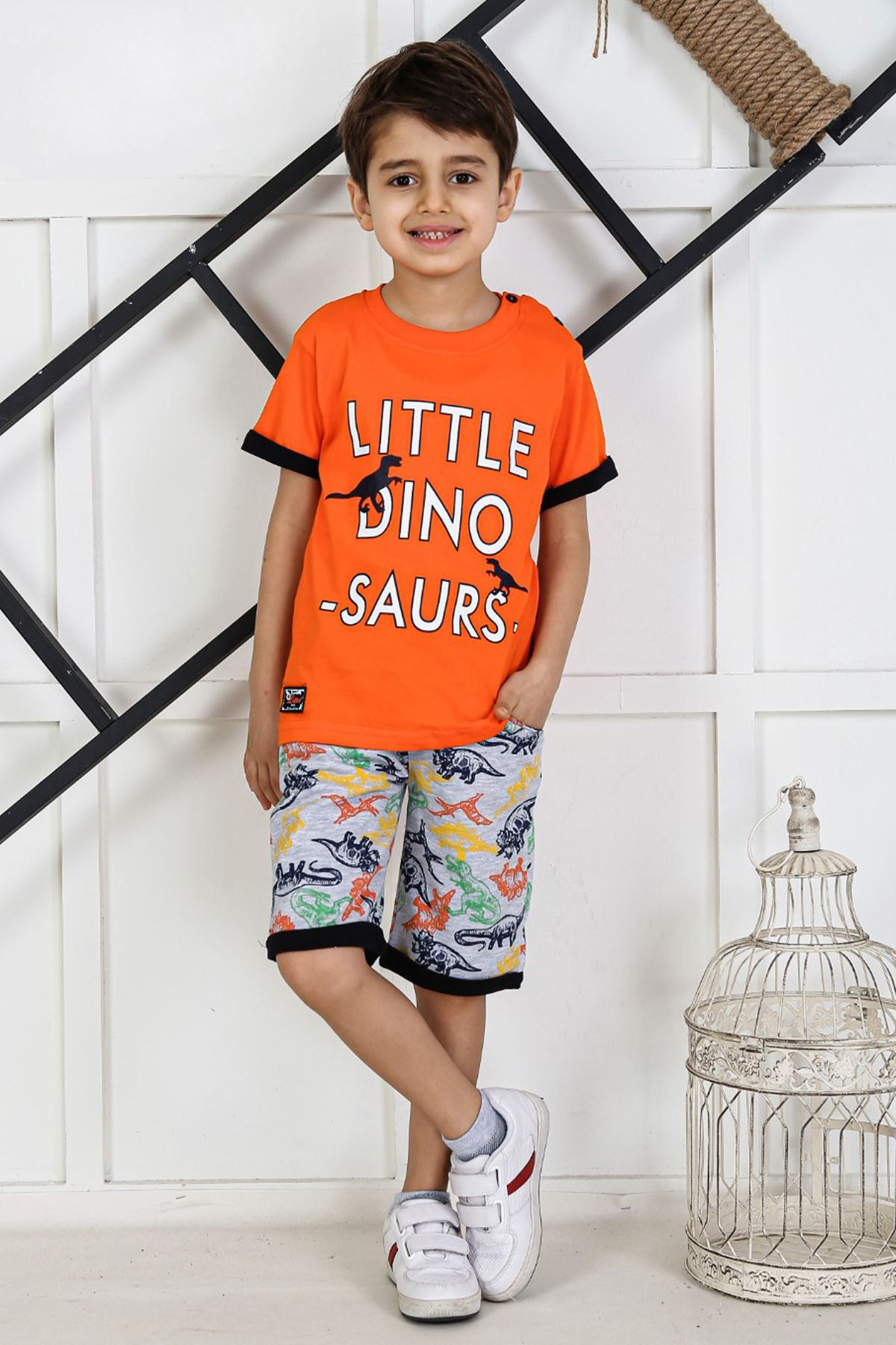 2021 Baby Boy Teens Clothes Suits Summer Children T-Shirts Shorts 2-Piece Clothing Set Beach Boys Kids Outfits Sport Suit Models
