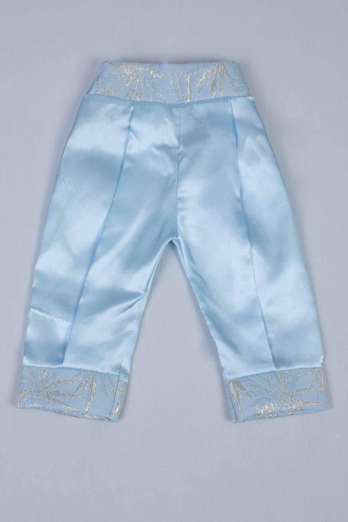 Mavi Erkek Bebek 5 li Şehzade Takım