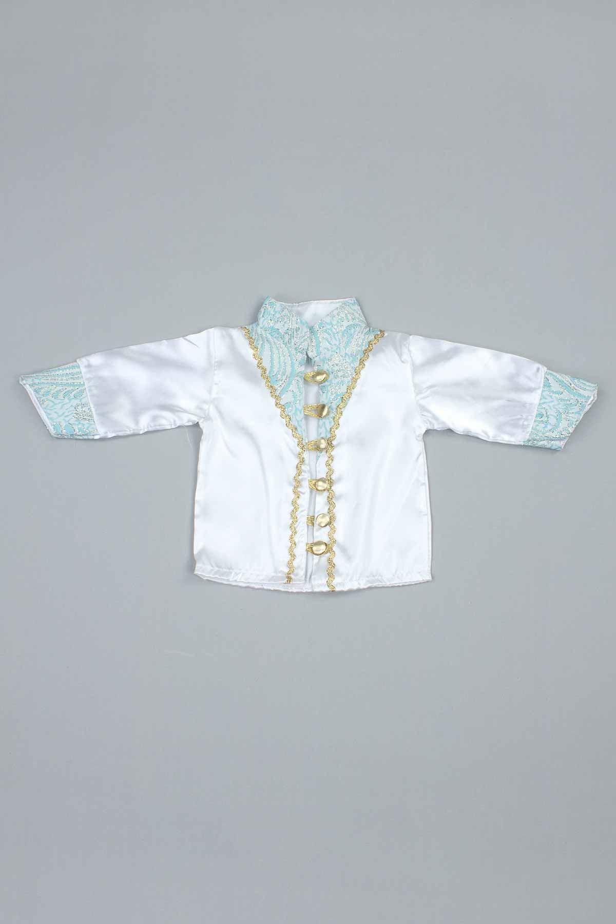 Mavi Erkek Bebek 6 lı Şehzade Takım