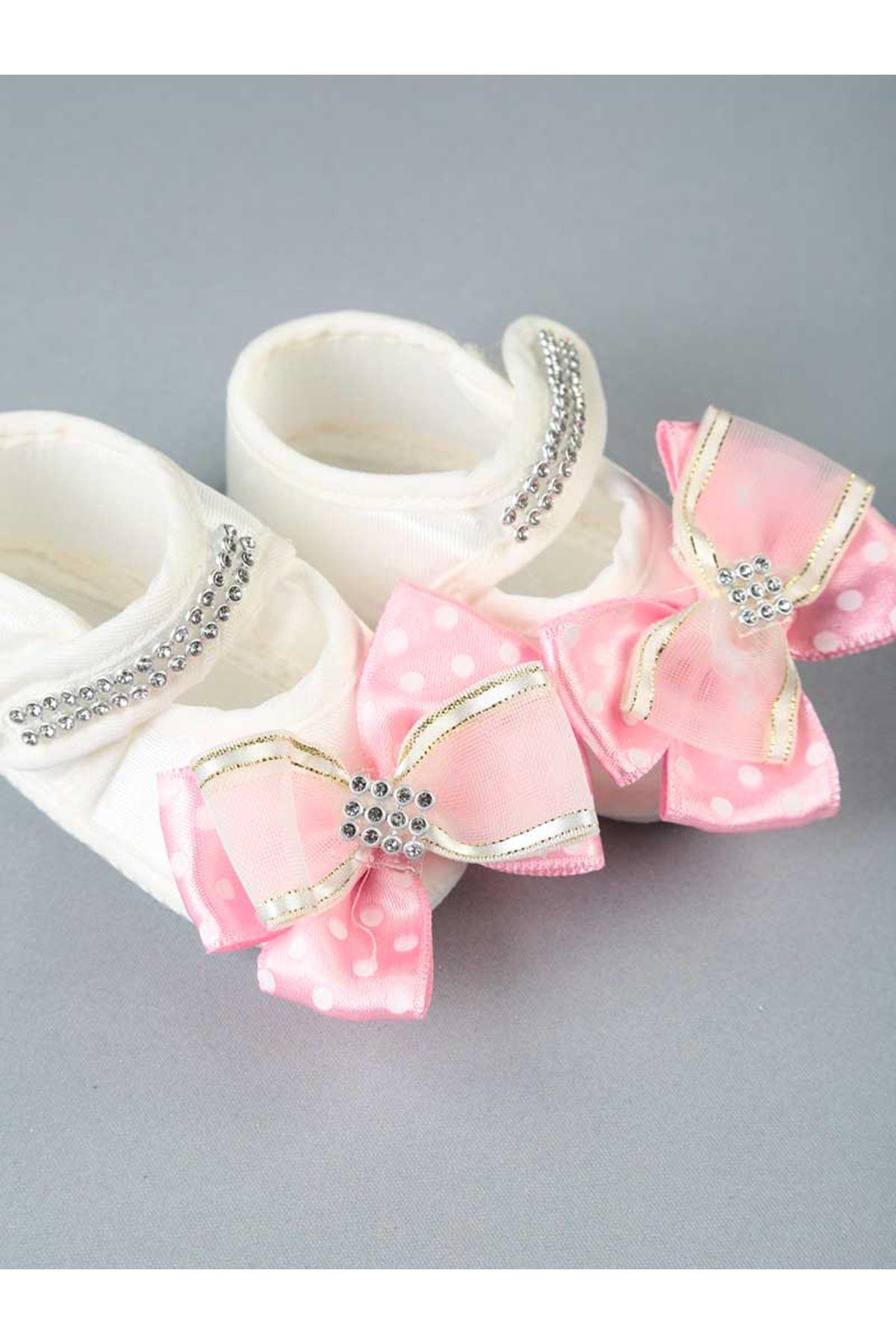 Fuşya Dişim Çıktı 5 li Kız Bebek Tütü Takım